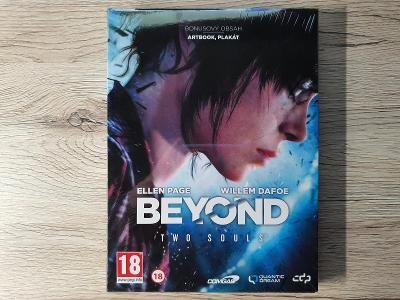 Beyond: Two Souls - (PC hra, CZ titulky, NOVÁ)
