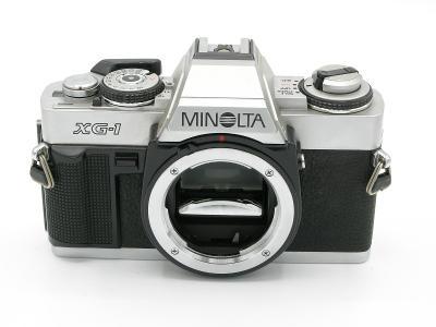 MINOLTA XG1