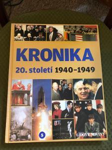 Kronika 20. století / 5díl. - 1940 - 1949