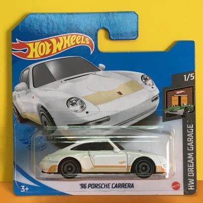 '96 Porsche Carrera - Hot Wheels 2021 16/250 (L9-b2)
