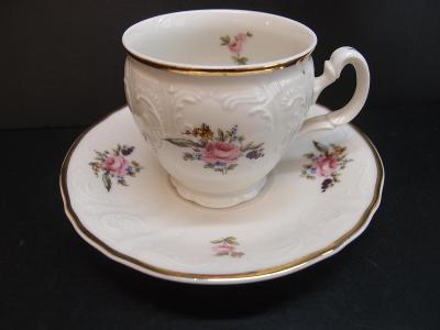 čajový šálek s růžemi, Bernadotte