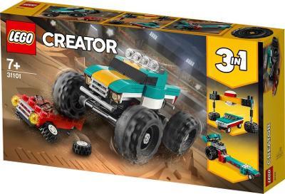 nové nerozbalené LEGO CREATOR 3v1