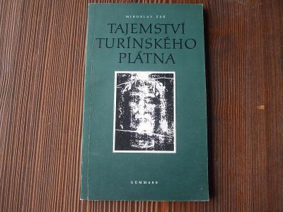 M.Žák - Tajemství turínského plátna - od 1kč