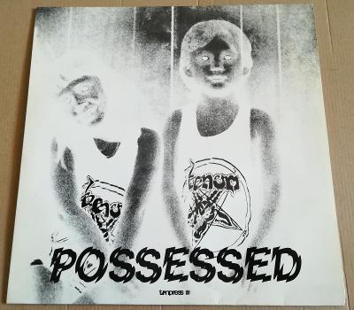LP VENOM-POSSESSED/NM, TOP STAV, 1985