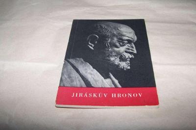ALOIS JIRÁSEK HRONOV 1951 /B18/