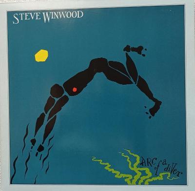 Steve Winwood - Arc of A Diver - ISLAND 1980 - EX+