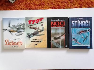 Knihy o německých letadlech