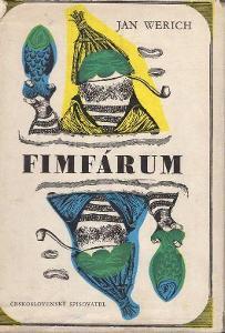 Jan Werich Fimfárum ilustrace Jiří Trnka