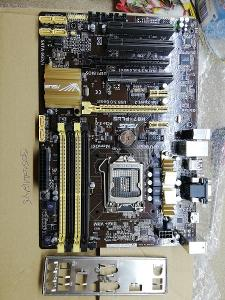 ASUS H87-PLUS - Intel H87
