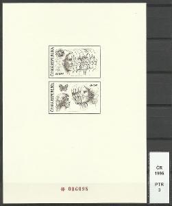 ČR 1996, PTR 3, číslo 006098