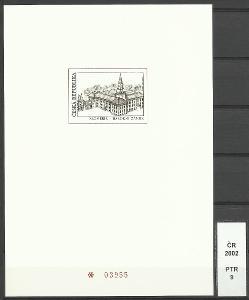 ČR 2002, PTR 9, číslo 03955