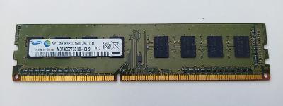 paměť DDR3 2GB 1333MHz Samsung