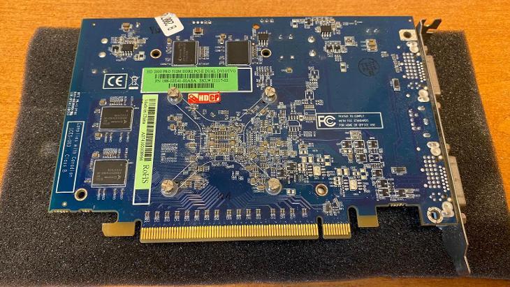 Grafická karta Ati Radeon HD 2600 PRO 512Mb pro sběratele - PC komponenty