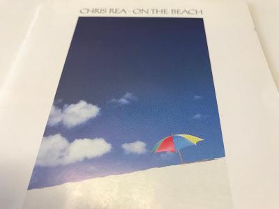 Chris Rea: On the Beach 1986, Jewel Case, Top stav !!!