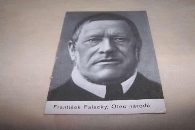 FRANTIŠEK PALACKÝ OTEC NÁRODA 1946 /B18/
