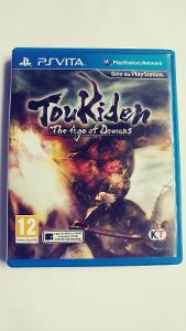 TOUKIDEN-The Age Of Demons PS VITA