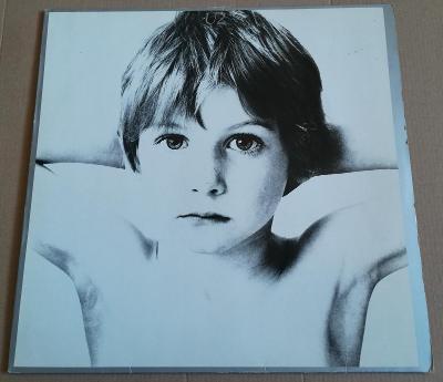 LP U2-BOY/EX++, TOP STAV, 1980