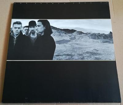 LP U2-THE JOSHUA TREE /EX, 1987,PŘÍLOHA