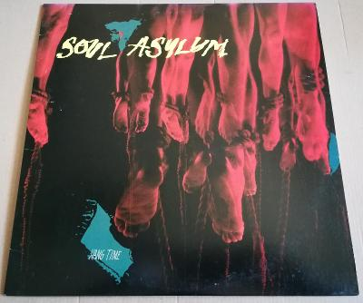 LP SOUL ASYLUM-HANG TIME/EX++, TOP STAV, 1988, USA