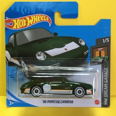 '96 Porsche Carrera - Hot Wheels 2021 16/250 (V5-b2)
