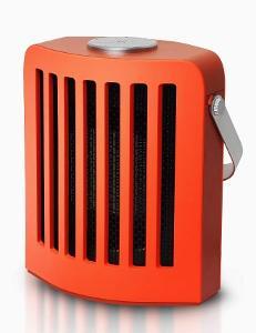 Přenosný otáčivý ventilátor nebo přímotop Esolom