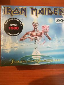 Prodám CD Iron Maiden - Seventh Son Of A Seventh Son