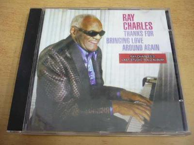 CD RAY CHARLES / Thanks for Bringing Love Around Again