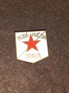 Odznak Rudá Hvězda Opava