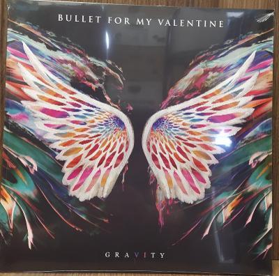 LP vinyl Bullet For My Valentine Gravity