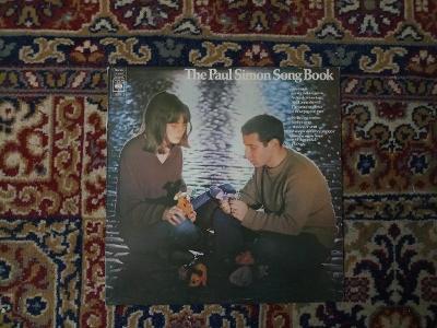Paul Simon - The Paul Simon Song book - Top Stav - LP Soud Of Silence!