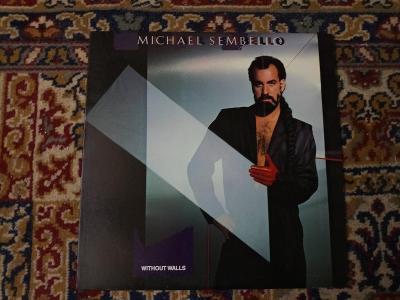 Michael Sembello - Without Walls - Výb. Stav Original USA - 1986 - LP