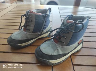 Dětské boty Zara velikost 27