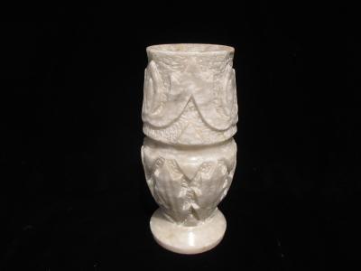 Starožitná mramorová váza