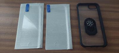 Kryt + dvě tvrzená skla na IPHONE