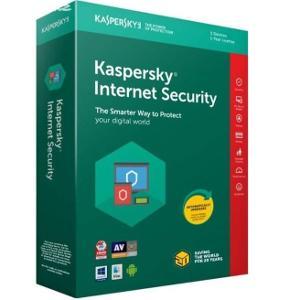 Kaspersky Internet Security 2021 (1 zařízení 12měsíců)