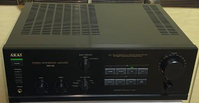 AKAI AM-35 Stereo Integrated Amplifier / 60W 8Ohm (Japan)