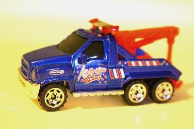 Matchbox SF - Wrecker Truck