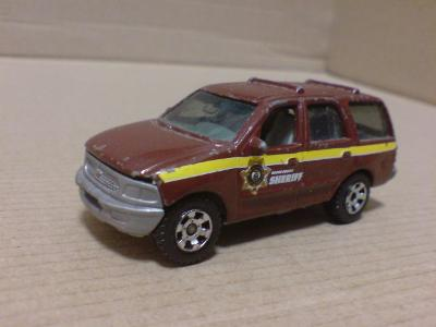 MB-Ford Expedition
