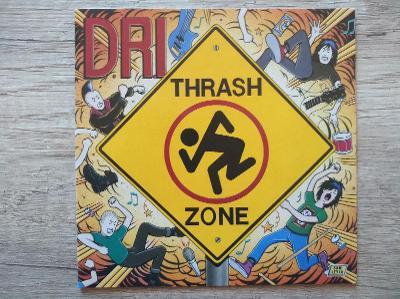 CD-D.R.I.-Thrash Zone/leg.thrash,hc,punk,U.S.,rare,1pres 1995