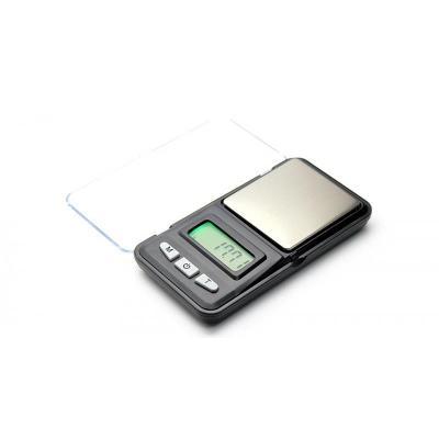 Kapesní digitální mikrováha do 200g přesnost 0,01g