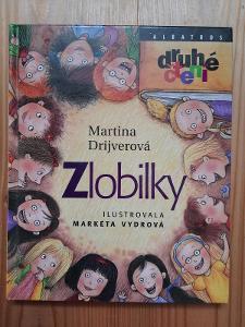 Zlobilky Martina Drijverová