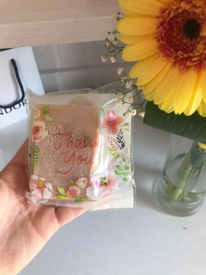 Handmade mýdlo Thank You - Ošetřující kosmetika