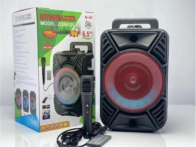 PARTY bluetooth reproduktor ZQS-6121 S mikrofonem