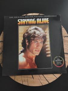 Staying Alive (The Original Motion Picture Soundtrack), LP