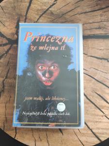 Princezna ze mlejna 2 VHS
