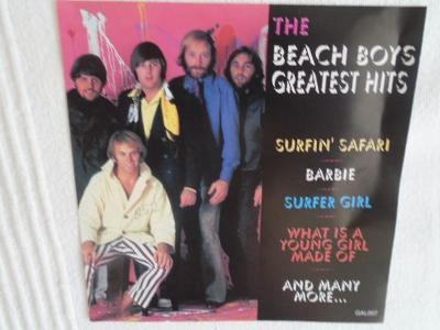 Beach Boys: The Greatest Hits