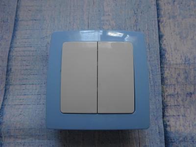 sériový vypínač (kompletní) zn.Kopp