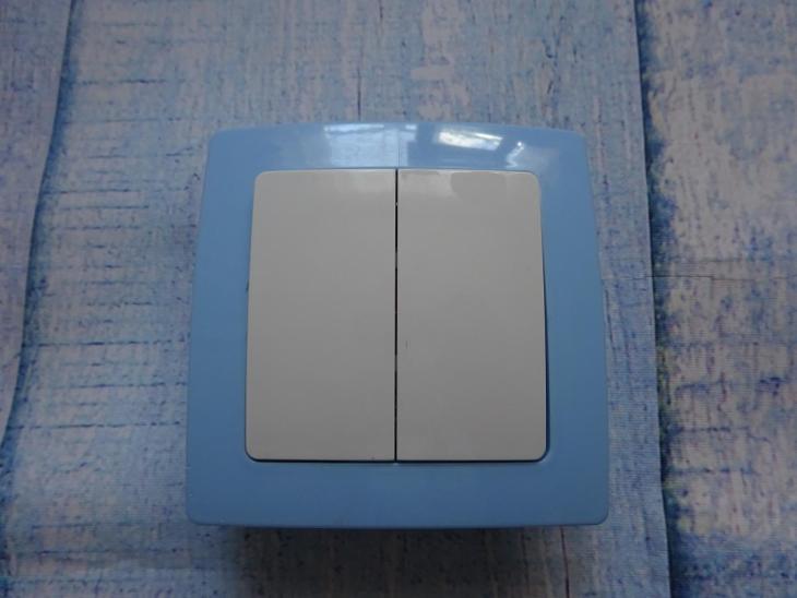 sériový vypínač (kompletní) zn.Kopp - Stavebniny
