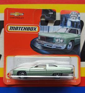 Chevy Caprice 1975 MB 66/100 Matchbox