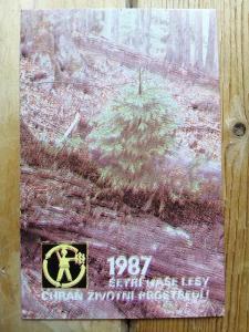 1987 - Sběrné suroviny
